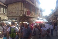 Brocante in Aubusson