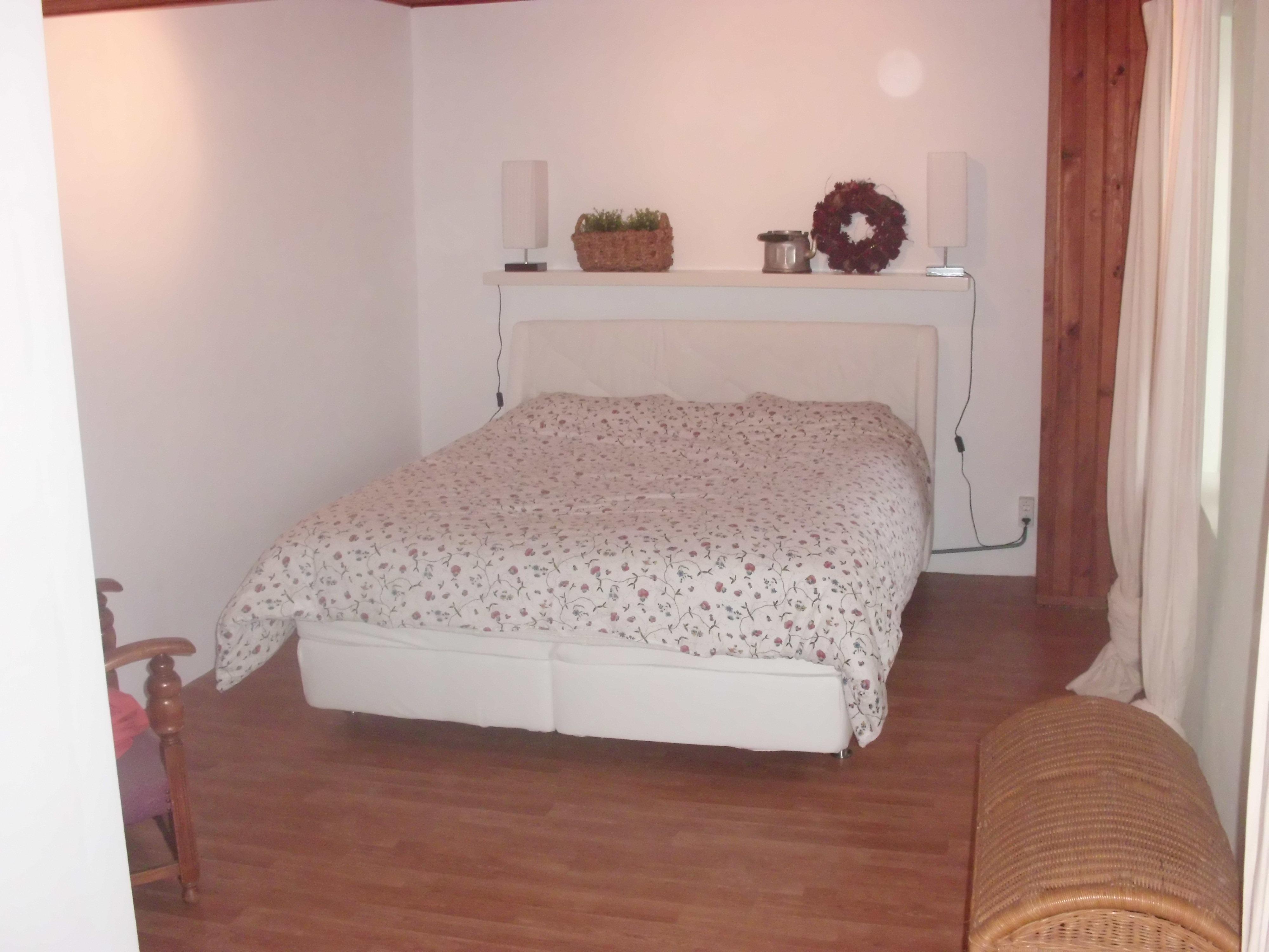 Gedeelte slaapkamer