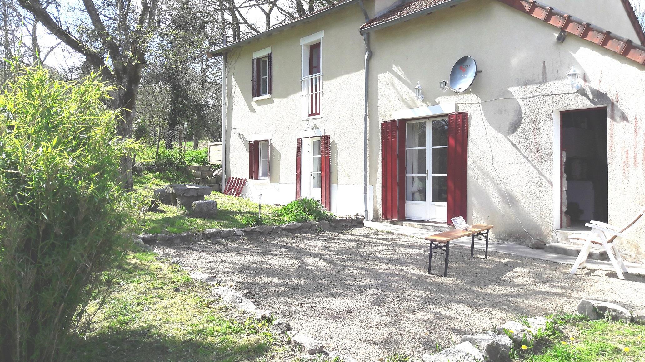 Ons vakantiehuis in de práchtige Nouvelle- Aquitaine